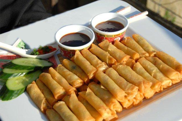Royal Gala Finger Food 1